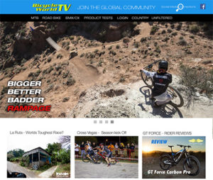 Bicycle News, MTB news